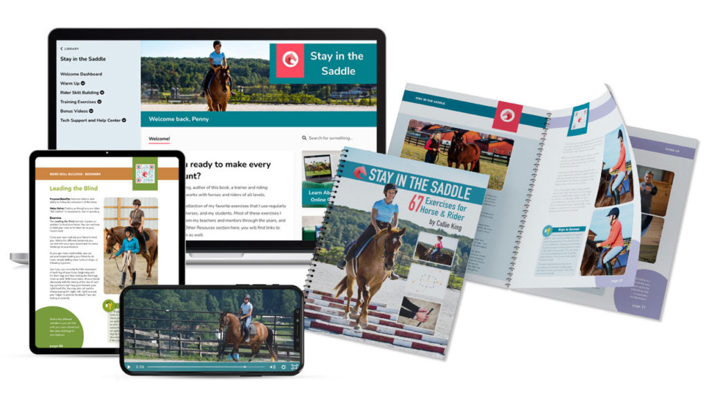 Stay in the Saddle Book Program