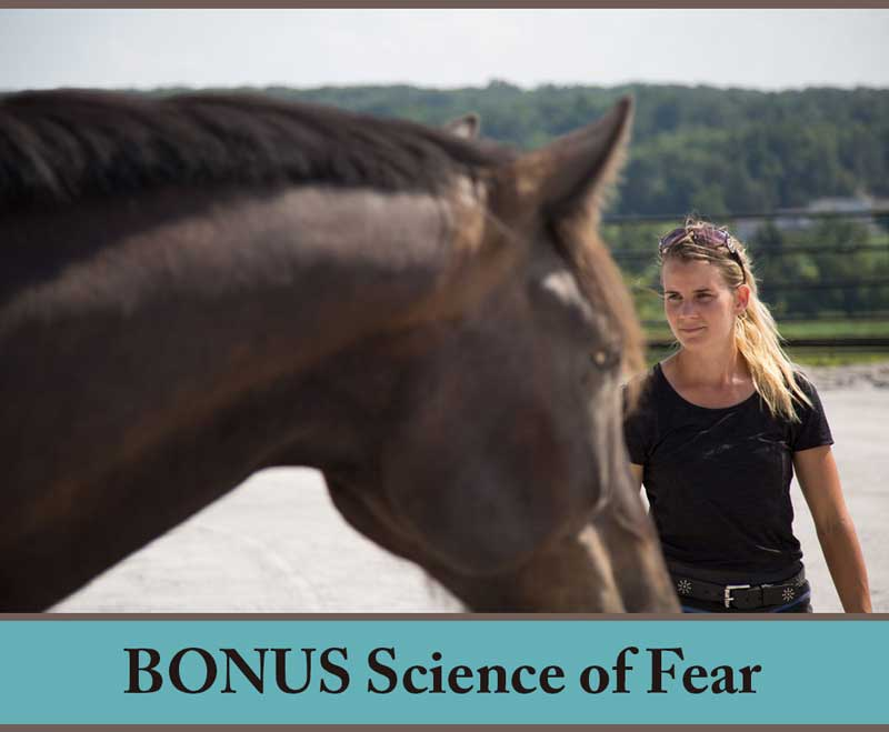 Science of Fear with Callie King